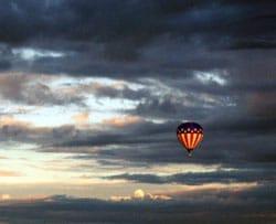 Ballooning New Mexico