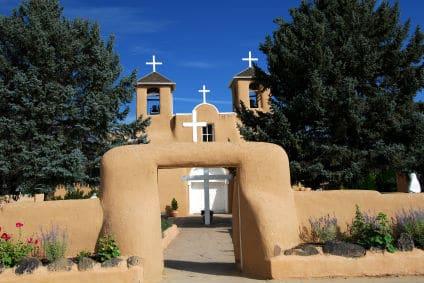 Santa Fe Historic Attractions