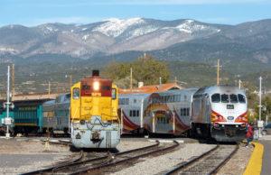 Scenic Train Rides and Travel 1