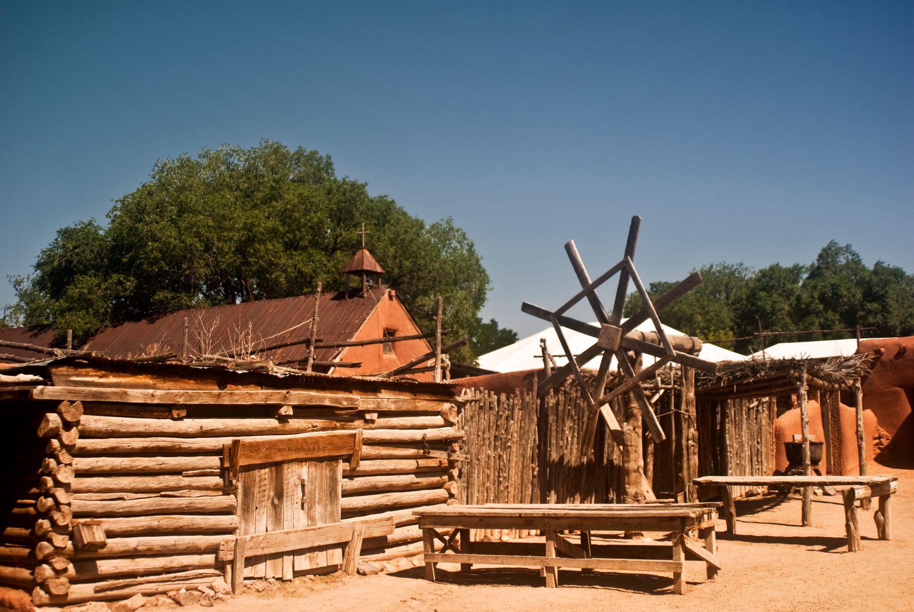 Rancho de las Golondrinas Santa Fe