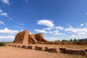 Pecos National Historical Park in the U.S. state of New Mexico.