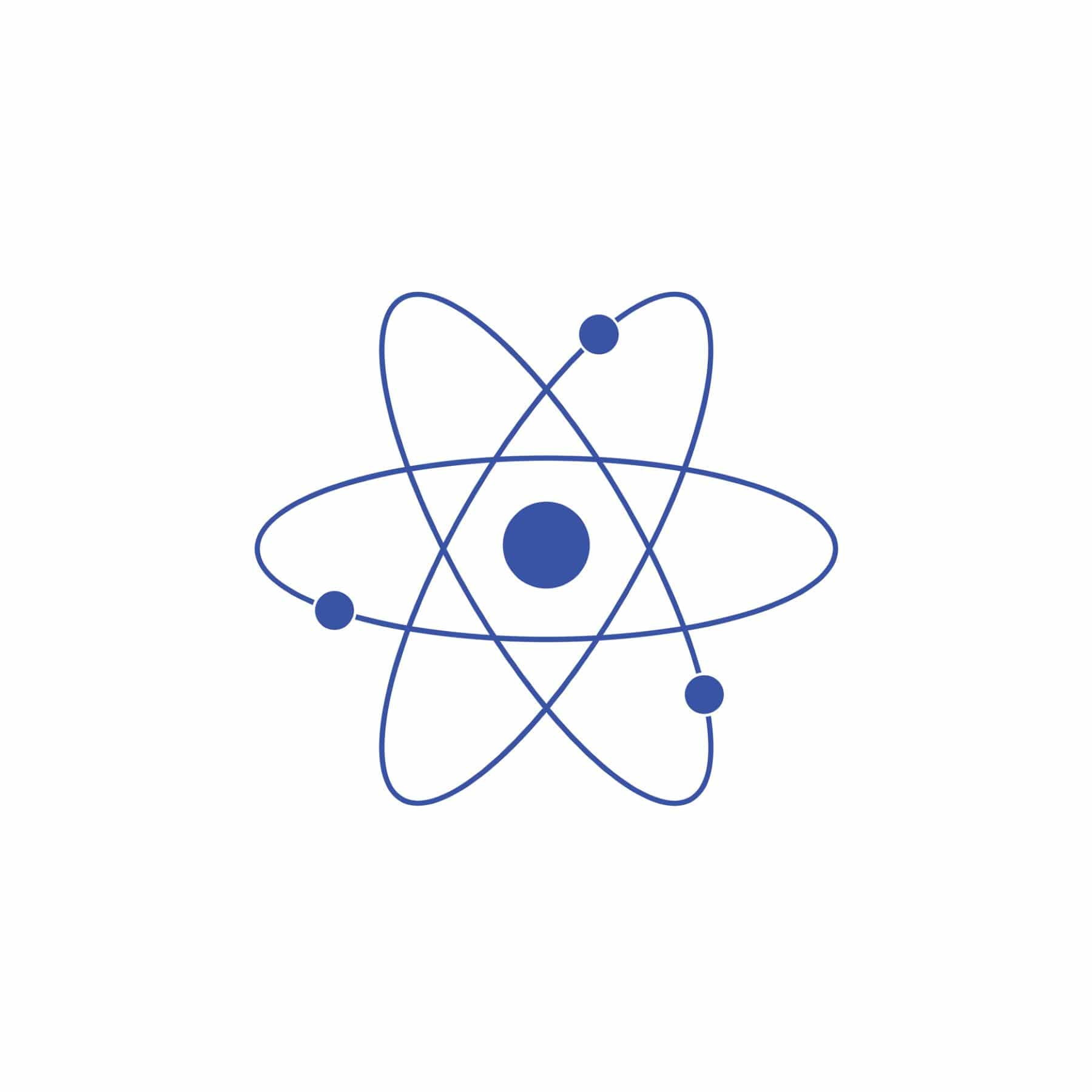an atom structure